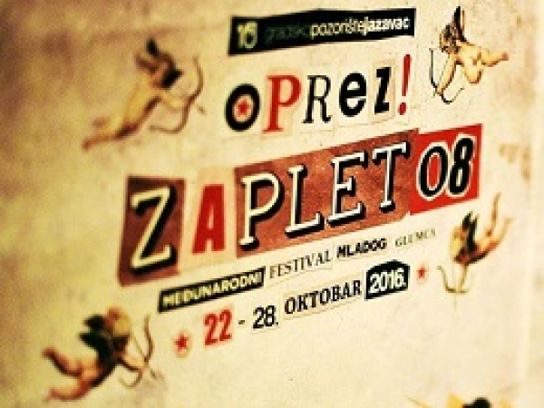International festival of young actor ZAPLET